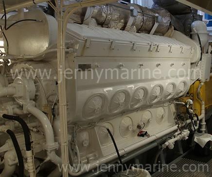 Elecro Motive Diesel GM - EMD 645 EMD710