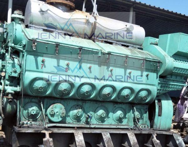 JM-645E6 ENGINE 1