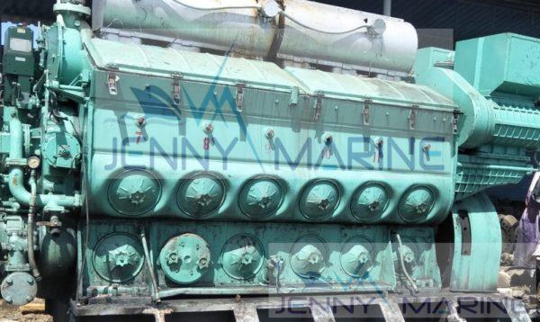 JM-645E6 ENGINE 2